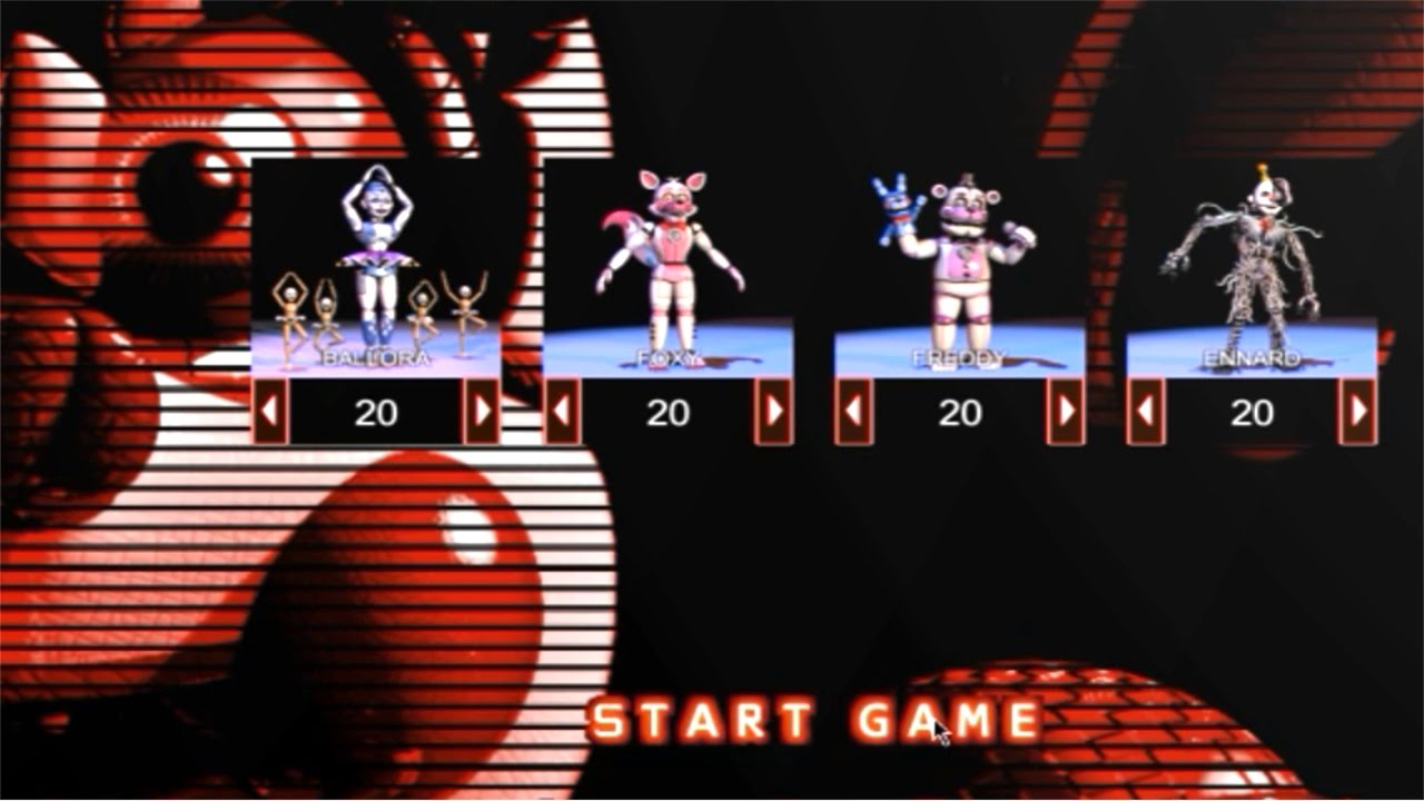 Fnaf android fan games