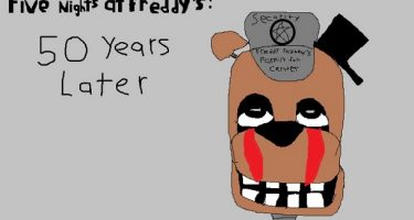 Five Nights at Freddy's: 50 Years Later