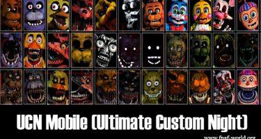 UCN Mobile (Ultimate Custom Night)